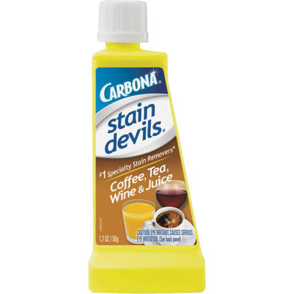 Picture of Carbona Stain Devils 1.7 Oz. Formula 8 Coffee, Tea, Wine & Juice Stain Remover