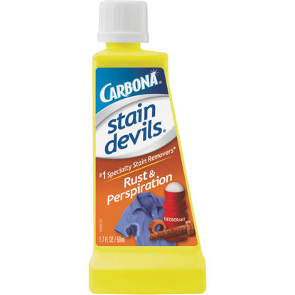 Picture of Carbona Stain Devils 1.7 Oz. Formula 9 Rust & Perspiration Stain Remover