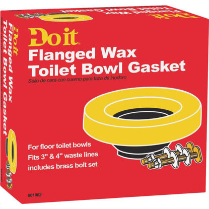 Picture of Do it No Seep Flanged Wax Toilet Bowl Gasket