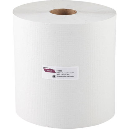 Picture of Cascades Pro Select White Hard Roll Towel (6 Count)