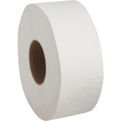 Picture of Empress Commercial Dispenser Toilet Paper (12 Jumbo Rolls)