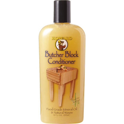 Picture of Howard 12 Oz. Butcher Block Conditioner