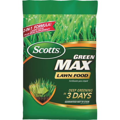 Picture of Scotts Green Max 16.9 Lb. 5000 Sq. Ft. 27-0-2 Lawn Fertilizer