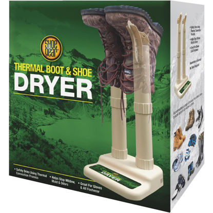 Picture of Shoe Gear High Country 11.1 In. H. Ivory Plastic Thermal Shoe & Boot Dryer