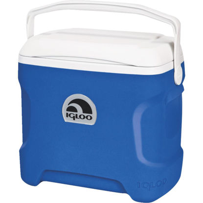 Picture of Igloo Contour 30 Qt. Cooler, Blue