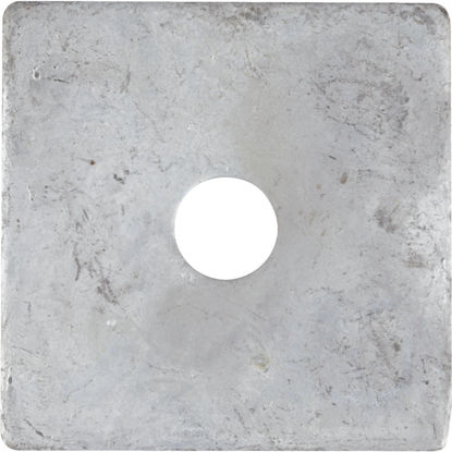 Picture of Grip-Rite 5/8 In. Steel Hot Galvanized Square Washer (50 Ct.)