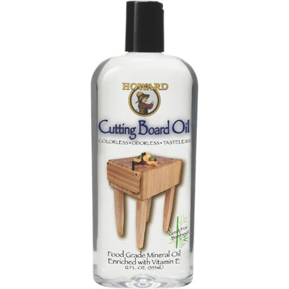 Picture of Howard 12 Oz. Cutting Board & Butcher Block Conditioner