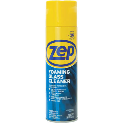 Picture of Zep Commercial 19 Oz. Foaming Glass Cleaner