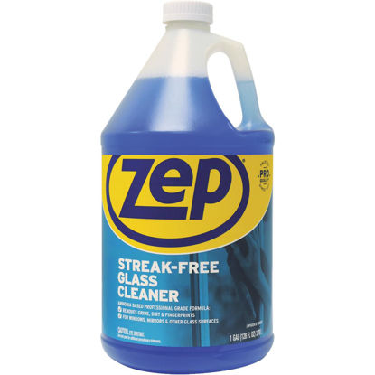 Picture of Zep Commercial 1 Gal. Heavy-Duty RTU Glass Cleaner