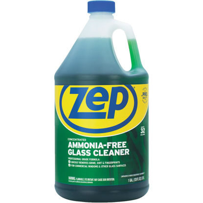 Picture of Zep Commercial 1 Gal. Ammonia-Free Glass Cleaner Concentrate
