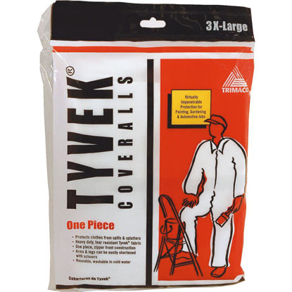 Picture of Trimaco Tyvek 3XL Reusable Painter's Coveralls