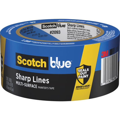 Picture of 3M Scotch Blue 1.88 In. x 45 Yd. Sharp Lines Painter's Tape