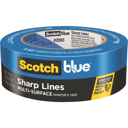 Picture of 3M Scotch Blue 1.41 In. x 60 Yd. Sharp Lines Painter's Tape