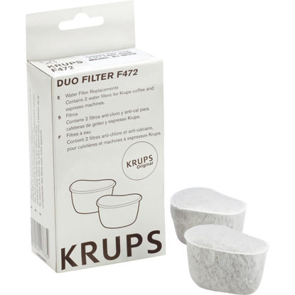 Picture of Krups Coffeemaker FME, FMF, 466, 467 Water Filter (2-Pack)