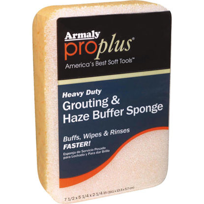 Picture of Armaly ProPlus 7-1/2 In. L Haze Buffer & Grout Sponge