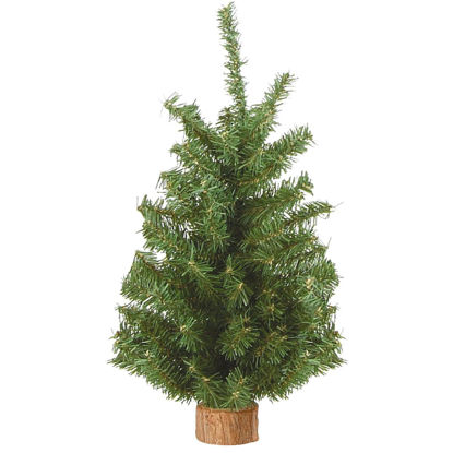 Picture of Sterling 15 In. Canadian Pine Unlit Artificial Christmas Tree