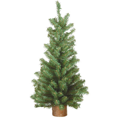 Picture of Sterling 24 In. Canadian Pine Unlit Artificial Christmas Tree