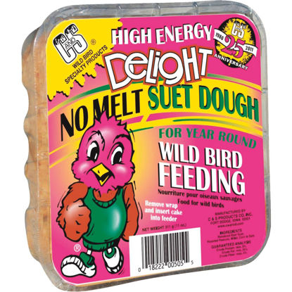 Picture of C&S 11 Oz. High Energy Delight Suet Dough