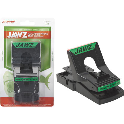 Picture of JT Eaton Jawz Mechanical Chipmunk & Rat Trap (1-Pack)