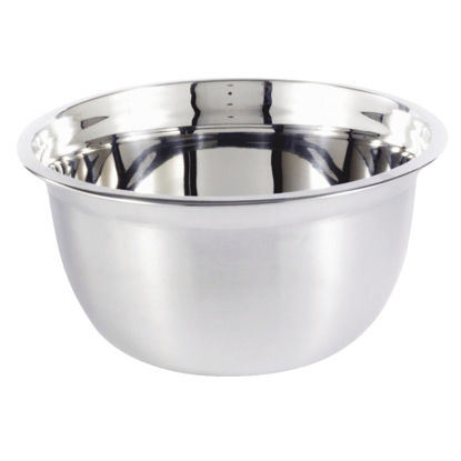 Picture of M E Heuck 3 Qt. Stainless Steel Mixing Bowl