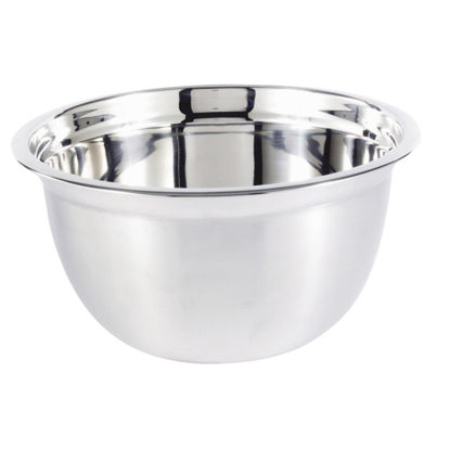 Picture of M E Heuck 5 Qt. Stainless Steel Mixing Bowl