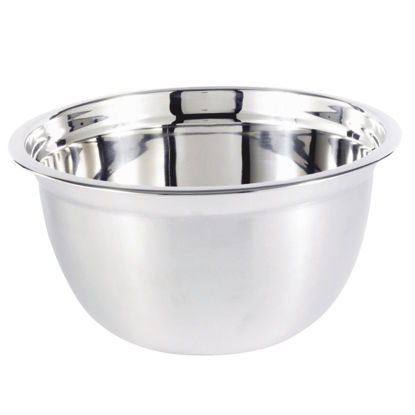 Picture of M E Heuck 8 Qt. Stainless Steel Mixing Bowl