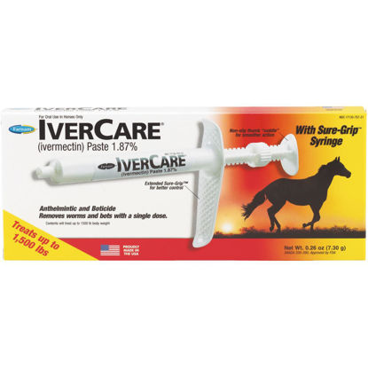 Picture of Ivercare Syringe Style Ivermectin Dewormer