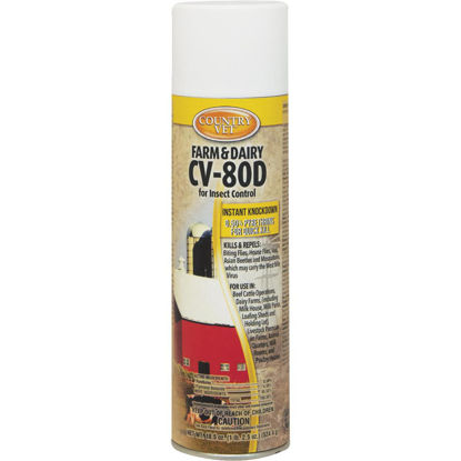 Picture of Country Vet CV-80D 18.5 Oz. Aerosol Fly Spray