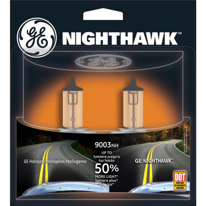Picture of GE Nighthawk 60/67W Sport Replacement Halogen Automotive Headlight (2-Pack)