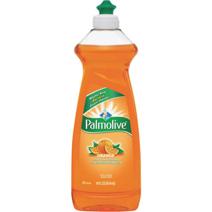 Picture of Palmolive 12.6 Oz. Orange Extracts Antibacterial Dish Soap