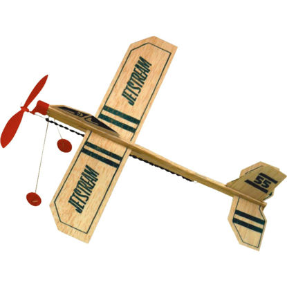 Picture of Paul K Guillow Jetstream 13-1/4 In. Balsa Wood Glider Plane