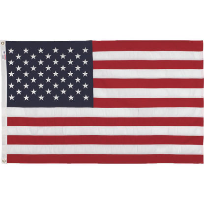 Picture of Valley Forge 3 Ft. x 5 Ft. Polyester American Flag