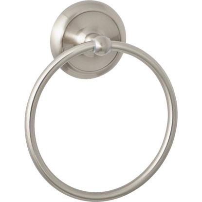 Picture of Home Impressions Brushed Nickel Towel Ring