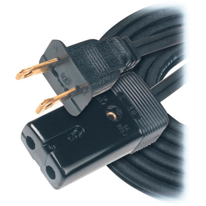 Picture of Woods 6 Ft. 18/2 10A Mini Plug Appliance Cord