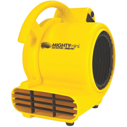 Picture of Shop Vac Mighty Mini 3-Speed 3-Position 500 CFM Air Mover Blower Fan
