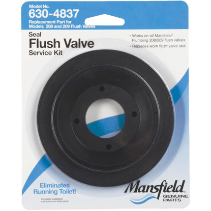 Picture of Mansfield Flush Valve Seal for No. 208/209 Watersaver
