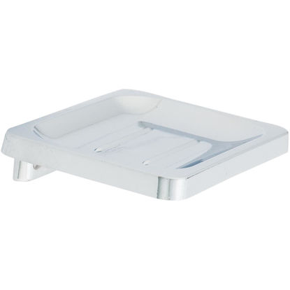 Picture of Home Impressions Alpha Chrome Soap Dish