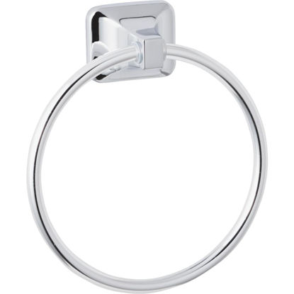 Picture of Home Impressions Vista Polished Chrome Towel Ring