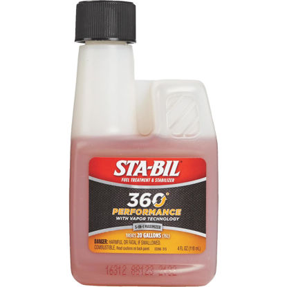 Picture of Sta-Bil 4 Fl. Oz. Ethanol Gas Treatment