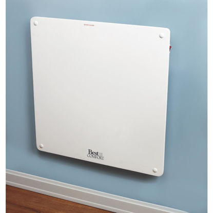 Picture of Best Comfort 400-Watt 120-Volt Wall Mounted Electric Panel Heater