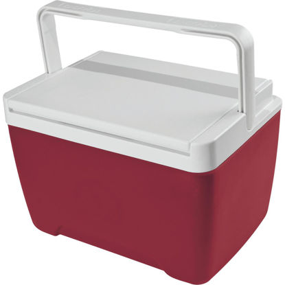 Picture of Igloo Island Breeze 9 Qt. Cooler, Red