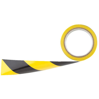Picture of Irwin 2 In. W x 54 Ft. L Striped Floor Caution Tape