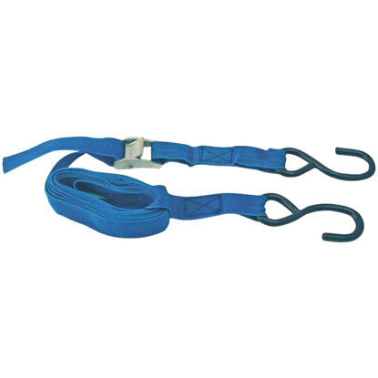 "Picture of Erickson 1"" x 10' Polyester Tie Down Strap"