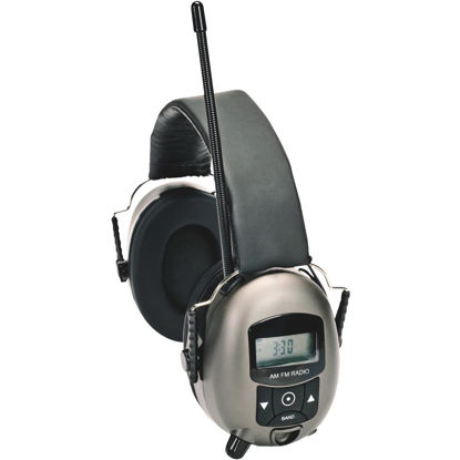 Picture of Safety Works NRR 24dB Radio Earmuffs