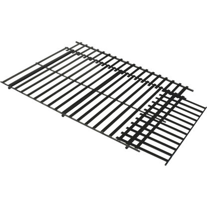 Picture of GrillPro 21-1/2 In. to 24-1/2 In. W. x 13-1/2 In. to 16-1/2 In. D. Porcelain-Coated Steel Universal Adjustable Grill Grate