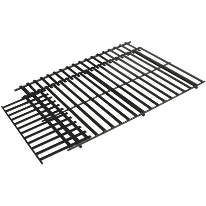 Picture of GrillPro 17 In. to 21 In. W. x 11-3/4 In. to 14-1/2 In. D. Steel Universal Adjustable Grill Grate
