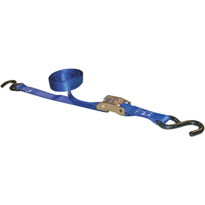 "Picture of Erickson 1"" x 6' Polyester Tie Down Strap"