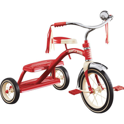 Picture of Radio Flyer 12 In. Classic Red Tricycle