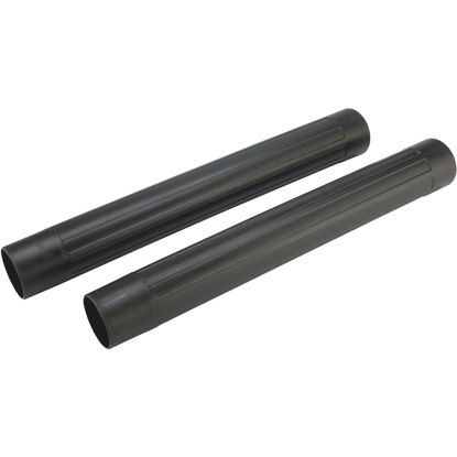 Picture of Channellock 2-1/2 In. x 18 In. L. Plastic Wet/Dry Vacuum Extension Wand (2-Pack)