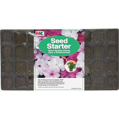 Picture of NK 36-Cell 22 In. W. x 11 In. D. Seed Starter Kit